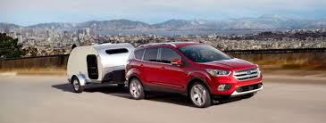 2017 Ford Towing Chart How Much Can The 2017 Ford Escape Tow