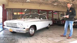 409hp 1962 Chevrolet Impala SS 409 for sale with test drive ...