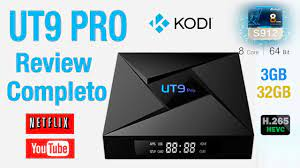 TV BOX UT9 Pro 4K Octa Core 3GB/32GB Android 7.1 REVIEW COMPLETO - YouTube