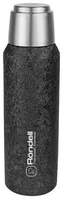 Классический <b>термос Rondell</b> Black Jacquard <b>RDS</b>-1067 (<b>0</b>,<b>6</b> л ...