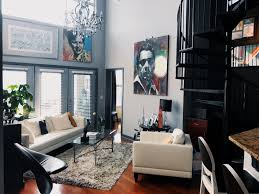 2 my loft in atlanta i m a army ranger turned political pundit so it s a weird mix of stuff