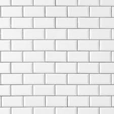 Subway wall tile Ceramic Bright White Ice Beveled Ceramic Wall Tile Floor Decor Wall Tiles Floor Decor