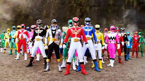 Power Rangers Super Megaforce Full Season | Episodes 1-20 🔴 LIVE 24/7 | Power  Rangers Official - YouTube