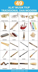 Saksofon sendiri merupakan alat musik tiup yang cukup populer dimainkan dalam beberapa genre musik, khususnya jazz. 49 Alat Musik Tiup Tradisional Dan Modern Gambar Dan Penjelasan Terlengkap Redaksiweb