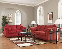 decide on furniture and wall color
