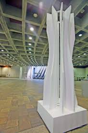 sculptural lighting. from unique sculptural lighting collection made of corian i