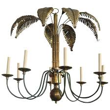 tropical chandeliers pendants brass palm tree chandelier pendant kitchen faucets menards