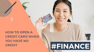 Check spelling or type a new query. How To Open A Credit Card When You Have No Credit In My Twenties