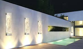 outdoor light fixtures awesome modern lighting ideas white plastic