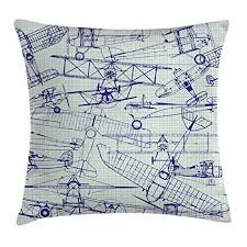 Airplane Decorative Pillow