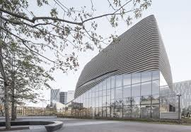 Office da architects Tongxian Gatehouse Dakshco Selected News From Selected Architects
