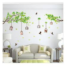 china pvc home decor wall stickers on