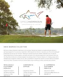 About Us Greg Norman Collection
