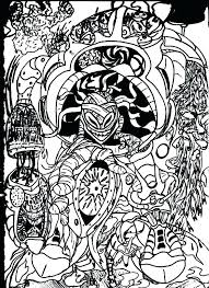 weed leaf coloring page my cans book spencers psychedelic coloring book mandalas