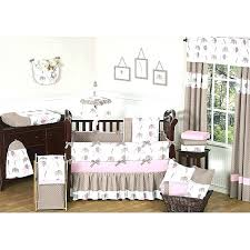pink and gray elephant crib bedding pink elephant crib bedding set sweet designs pink mod elephant pink and gray elephant crib bedding