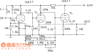 similiar tube amplifier circuit keywords amplifier circuit mcintosh c22 tube preamp equalizer pictures