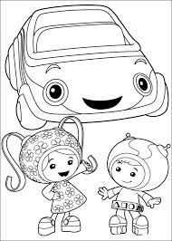 Small Picture Team umizoomi coloring pages milli umicar geo ColoringStar