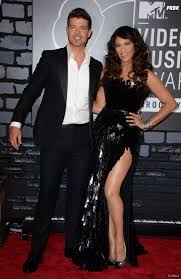 paula patton and robin thicke 16. Robin Thicke Et Paula Patton Aux MTV Video Music Award 2013 Le 25 Aut Intended And 16 PureBreak