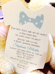 diy baby shower invitations baby boy bow tie baby shower invitation all wording customized for you in home diy baby shower invitations boy