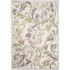 safavieh amherst indoor outdoor ivory light grey rug 10 x 14 on free today com 13295297