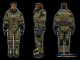 Ivan Freeman, the Space Scientist [Half-Life] [Skin Mods]