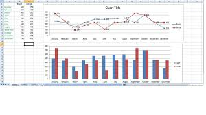 Entry 1 By Dhammikeherath For Company Budget Planning Monthly