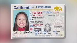 Address More 3 Californians Million Proof Id Real Need Of With