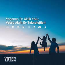 Yaşamın en akıllı yolu; Votec Akıllı Ev Teknolojileri
