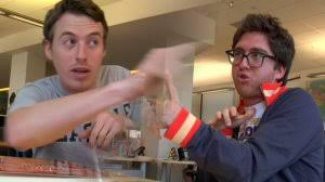 Jake And Amir Videos on Collegehumor  Page
