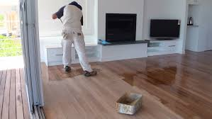 how to paint a wooden floor and preparing a wooden floor for painting diy doctor