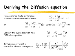 heat diffusion equation derivation tessshlo