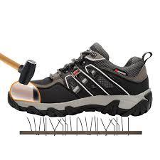 <b>Modyf Men</b> Safety Shoes Fashion Hiking Shoes <b>Steel Toe</b> Cap Work ...