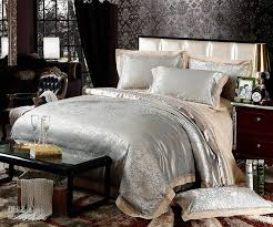luxury revival vintage flower bedding set le king tencel fiber with regard to awesome residence luxury duvet covers king remodel