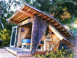 Tiny Off-Grid Hawk House has Soaring Views of the California Mountains |  Inhabitat - Green Design, Innovation, Architecture, Green Building