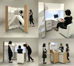 foldable furniture for small spaces. Compact Office Furniture Small Spaces Space Saving Folding  Shower For Design . Foldable D