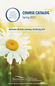 Ssu Olli 2017 Course Catalog Pages 1 12 Text Version