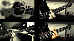 biffy clyro many of horror guitar bass cover hd