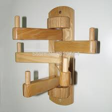 Furniture For Hanging Clothes Aliexpresscom Buy Modern Clothes Hanger100Solid Wood Coat Rackswood Furnitureall Things Can Be Hanging Hook Hanger180 Degree Rotating Stand From Furniture For S
