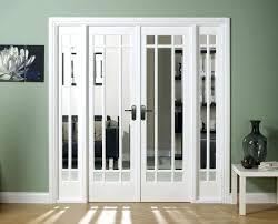 mirrored interior door interior door closet company mirrored closet doors concord mirrored white aluminum interior sliding
