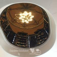chandeliers are not just for the formal areas of your home anymore we have installed chandeliers in bedrooms bathrooms kitchens home offices