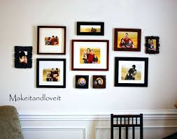 wall photo collage patterns photo wall collage frames decorate my home part 8 picture collage make wall photo collage