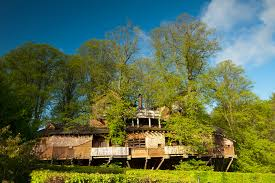 The Treehouse Restaurant At The Alnwick Garden  Restaurant The Treehouse Alnwick