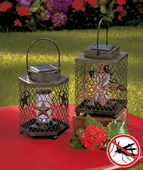 17 best ideas about mosquito zapper bug zapper diy the lantern look solar bug zapper provides light for evenings outdoors but it also