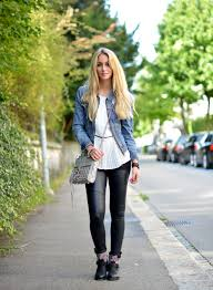 It s all about leather pants thevogueword