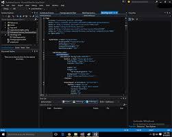Design View Visual Studio 2015 Blend In Visual Studio 2015 No Design View Stack Overflow
