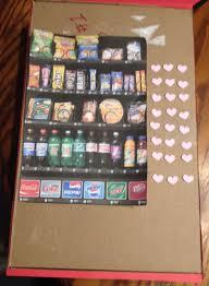Vending Machine Valentine Box Amazing Slot Machine Valentines Box