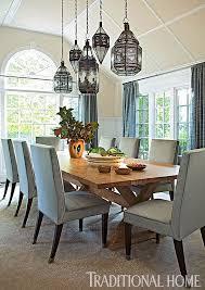 unique dining room lighting. Dining Room Lighting Ideas Gorgeous Neutral Rooms . Unique P