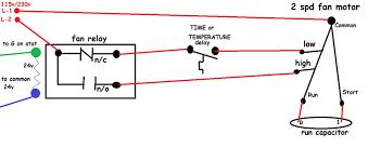 hvac relay wiring diagram gallery