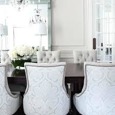 gray dining chairs gray damask dining chairs with dark stained dining table gray dining chairs leather