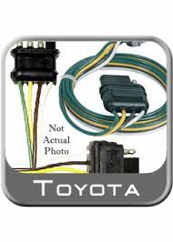 new! 2007 2011 toyota tundra trailer wiring harness from brandsport 2007 toyota sequoia trailer wiring harness at 2007 Toyota Tundra Trailer Wiring Harness
